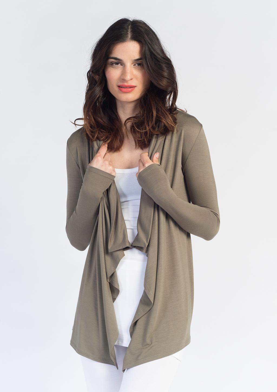 Waterfall Cardigan | Gracie Clothing