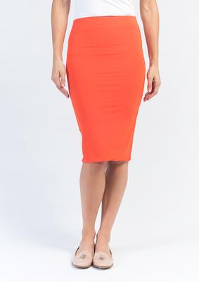 Double Pencil Skirt